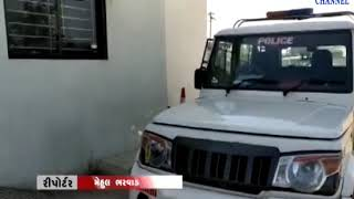 Haldav| From the Flying Squad team of Gandhinagar Rs. 2 lakh cases seized| ABTAK MEDIA