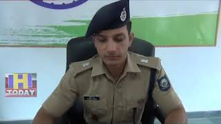 9 AUG N 13 B 3 A monthly meeting was organized by the Mandi police to curb crime