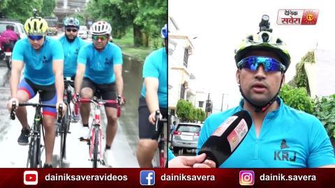 Exclusive : Jalandhar के ये Punjabi जा रहे हैं France में 1200 Km. Cycle चलाने