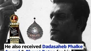 Satyajit Ray - India's prodigious filmmaker