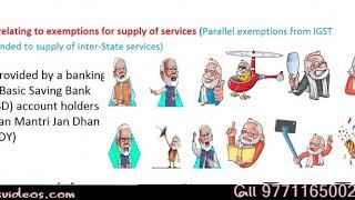CA FINAL GST AMENDMENTS 2019 PART 3