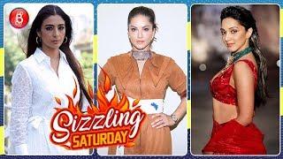 Tabu Sunny Leone and Kiara Advani enters the list of Sizzling Saturday' this week