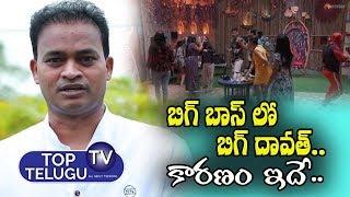 Nuthan Naidu Revealed Reason About  Bigg Boss Dhawath | Bigg Boss Telugu Latest News | Top Telugu TV
