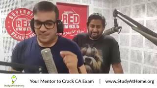 RED MURGA - CA WALA | Hats Off To All The CA Student!