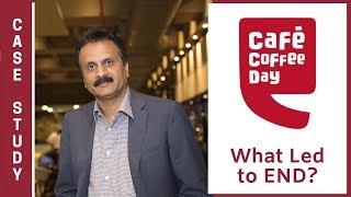 Café Coffee Day Case Study by CA Aishwarya Khandelwal