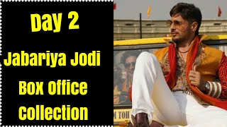 Jabariya Jodi Box Office Collection Day 2