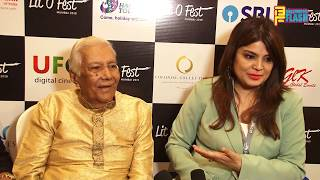Lit O Fest Mumbai 2019 Ends On High Note With Ustad Ghulam Mustafa Khan's Book Launch