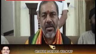 मेरठ : सुनील भराला ने घूसखोर होमगार्ड के अधिकारी की लगायी क्लास