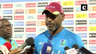 Bowlers bowled really well today, says WI coach Floyd Reifer