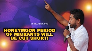 The Honeymoon Period of Migrants will be cut short! - Revolutionary Goans