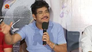 Manmadhudu 2 Success Meet || Akkineni Nagarjuna || Rahul Ravindran || Bhavani HD Movies