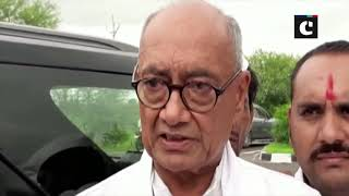 Center should act thoughtfully else Kashmir will slip out of our hands: Digvijaya Singh