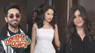 Dream Girl Trailer Launch | Ayushmann Khurrana Nushrat Bharucha, Ekta Kapoor