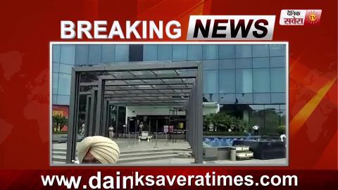 Chandigarh के Elante Mall में Bomb की अफवाह, अफरा-तफरी में लोग निकल रहे बाहर