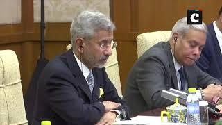India-China relationship has unique place in global politics: EAM Jaishankar