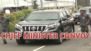 Ap cm ys jagan toyota fortuner vehicle convoy || andhra pradesh assembly || online entertainment