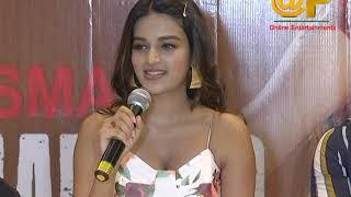 heroine nabha natesh about iSmart Shankar movie || Online Entertainment