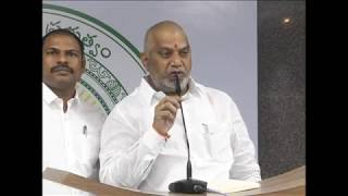 TDP in the name of Polavaram is corrupt at will || MLA Malladi Vishnu || Online Entertainment