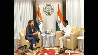 Different Countries Delegation Meeting #YS JAGAN | Economic & Investment Programme