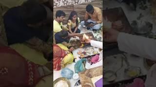 #Satnarayan_puja_By_Khesari_Lal_yadav_with_family