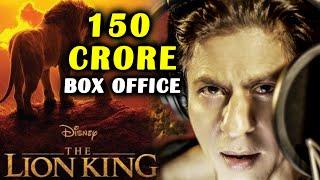 The Lion King CROSSES 150 CRORE At Box Office | Shahrukh Khan | Aryan Khan