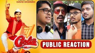 Coolie No 1 Teaser Poster | PUBLIC REACTION | Varun Dhawan, Sara Ali Khan