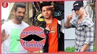 Mancrush Monday John Abraham Varun Dhawan and Akshay Kumar give us major fitness goals this week