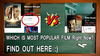 Mission Mangal Vs Batla House Popularity On Ticket Booking Sites Who Is Ahead?