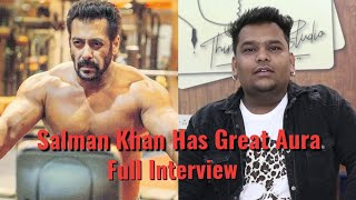 Salman Khan Has Great Aura - Actor Mohit Baghel Full Interview - Jabariya Jodi & Jai Ho