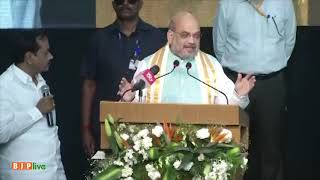HM Shri Amit Shahs speech at LISTENING LEARNING & LEADING...' in Chennai, Tamil Nadu