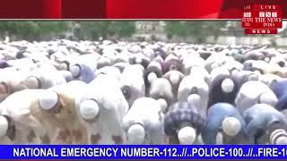 दिल्ली के जामा मस्जिद में भव्य नजारा ईद के दौरान