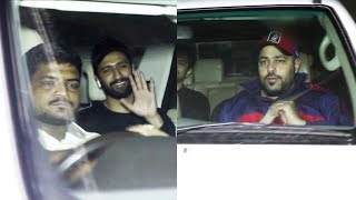 Vicky Kaushal, Badshah And Other Bollywood Celebs Attend Hollywood Movie Screening At YRF