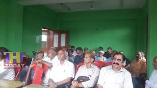 13 AUG N 5 The demands and problems of the pensioners were discussed in detail in the meeting.