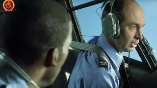 Airplane Best Fight Scene || Hollywood Dubbed Movies || Bhavani HD Movies