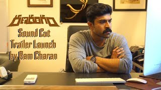Ranarangam Sound Cut Trailer Launch by Ram Charan | Sharwanand | Sudheer Varma