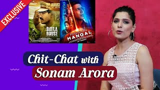 BATLA HOUSE Actress Sonam Arora On CLASH With Mission Mangal | Exclusive Interview | John Abraham