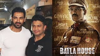 BATLA HOUSE Special Screening | John Abraham