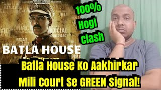 <span class='mark'>Batla House</span> Gets Green Signal From Court Ab Takrayegi Mission Mangal Se!