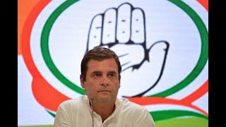 Rahul Gandhi accepts Governor Satya Pal Malik's invitation to visit J&K