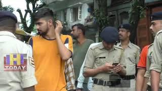 13 AUG N 13 Fake fraud appeared in Himachal Pradesh police recruitment exam
