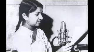 लता जी का पहला सुपरहिट गीत #ChannelIndiaLive