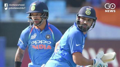 ओडीआई सीरीज़: देखिये भारत बनाम वेस्टइंडीज़ मैच रिपोर्ट