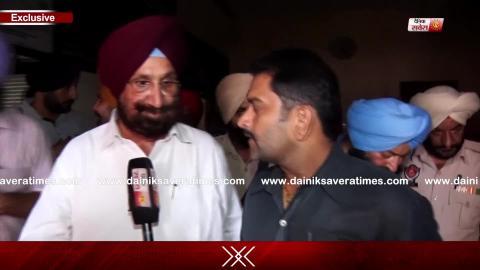Exclusive Interview : Jail से Drug Racket चलने के Allegations पर मंत्री Sukhjinder Randhawa की सफाई