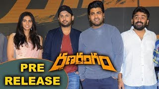 Ranarangam Pre Release Press Meet | Sharwanand | Kajal Aggarwal | Bhavani HD Movies