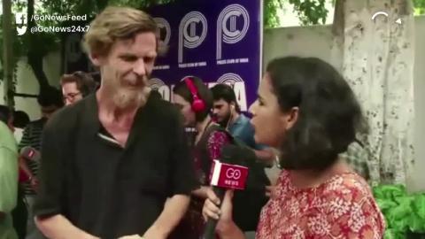 कश्मीर के लोग धारा 370 को हटाए जाने से नाराज हैं वे विरोध प्रदर्शन करेंगे: Jean Dreze