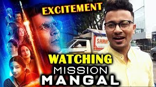 MISSION MANGAL Excitement   Expectations   Watching Now   Akshay Kumar, Sonakshi, Taapsee, Vidya