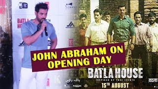 Mission Mangal Will Beat Batla House On Day 1 | Heres What John Abraham Said