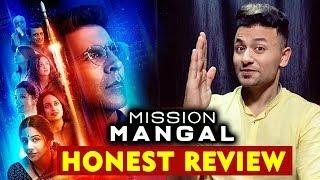 Mission Mangal Movie HONEST REVIEW | Akshay Kumar, Sonakshi, Taapsee, Vidya Balan