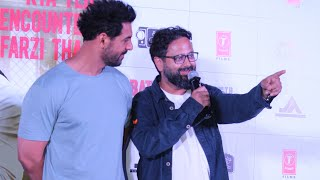 Batla House Press Conference | John Abraham | Nikhil Advani