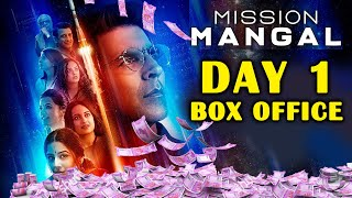Mission Mangal Opening Day Collection | DAY 1 | Akshay Kumar, Vidya Balan | Box Office Prediction